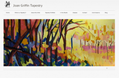 Joan Griffin Tapestry